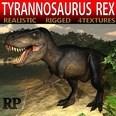 3d model the dinosaur