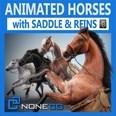 3d model the horse