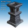3d model the castle