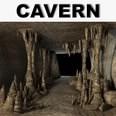 3d model the cavern