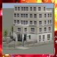 3d model the commercial building