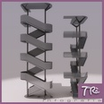 3d model the emergency stairs