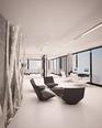 3d model the internal arrangement of an office