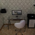 3d model the office in the home