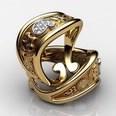 3d model the ring