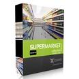 3d model the supermarket