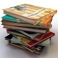 3d model the books