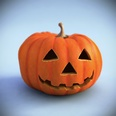 3d model the lantern made in pumpkins