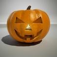 3d model the lantern pumpkin