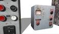 3d model the electric gauge box