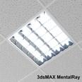 3d model the light on the ceiling