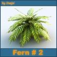 3d model the houseplant