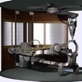 3d model the surgery table