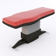 3d model the table with a flexible holder