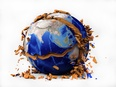 3d model the broken earth