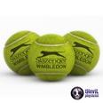 3d model the green tennis ball
