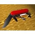 3d model the knife