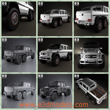3d model a car of Benz - This is a 3d model about the car of Benz,which is the concept of a creator from the Europe.