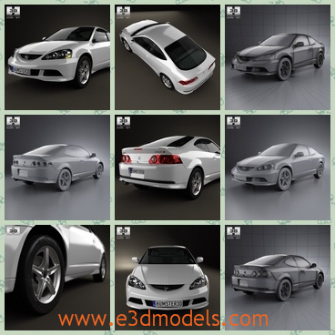 3d model the car made in Japan - Share and Download 3D Models at
