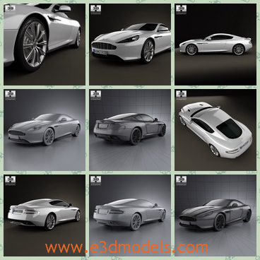 3d model the car of England - This is a 3d model of the car of England,which was made in 2013 and it was only sold to those countries that speak English.
