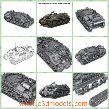 3d model the panzer - This is a 3d model of the panzer,which is the vehicle made in the medium size and the body is solid and large.