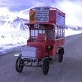 3d model the bus in 1910