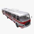 3d model the coach