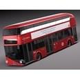 3d model the London bus