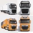 3d model the new truck
