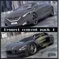 3d model the sports car