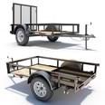 3d model the trailer