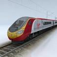3d model the train in Britain