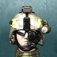 3d  model a helmet with a camera