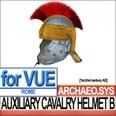 3d model the ancient helmet